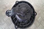 Kia Picanto heater blower motor Bosch 2011-2017