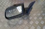 Kia Rio LX electric door wing mirror passengers black 2005-2011