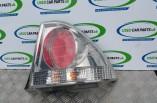 Lexus IS 200 SE 1999-2005 drivers rear tail light brake lamp