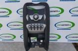 Mini Cooper D heater control panel window door lock switch R56 2006-2010