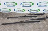 Mini One R50 front windscreen wiper arm pair 80005596