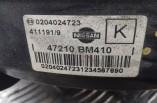 Nissan Almera brake servo 1.5 petrol 2000-2006 0204024723 47210 BM410