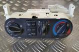 Nissan Almera heater control panel switches air con 2003-2006