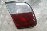 Nissan Almera rear tail light brake lamp inner on tailgate passengers 1995-1998