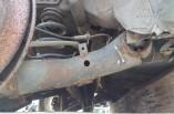 Nissan Juke 2012 back axle left hub abs bearing