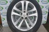 Nissan Juke Acenta Premium alloy wheel 2010-2014 17 Inch