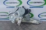 Nissan Juke Acenta Premium rear left electric window regulator motor 2012