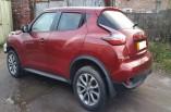 Nissan Juke Tekna alloy wheel 17 inch 10 spoke
