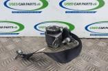 Nissan Juke seat belt drivers rear 619870600D black Acenta