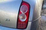 Nissan Micra K12 XS drivers rear tail light brake lamp