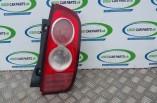 Nissan Micra K12 drivers rear tail light brake lamp XS