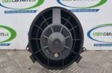 Nissan Micra K13 Acenta heater blower motor fan 2011
