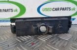 Nissan Micra K13 rear bumper number plate light holder