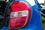 Nissan Micra K13 rear tail light brake lamp 2010 2011 2012 2013 5 door
