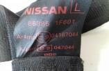 Nissan Micra seat belt passengers side front 5 door K11 2000-2003 868851F601