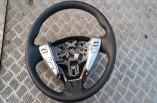 Nissan Note Acenta Premium steering wheel multifunction 48430-3VW1C 2013-2016