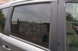 Nissan Note SVE 2006-2013 door window glass drivers rear tinted