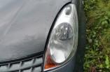 Nissan Note headlight headlamp passengers 2006-2009