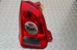 Nissan Pixo Visia rear tail light lamp passengers 2012 5 door