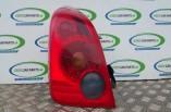 Nissan Primera P12 S rear tail light brake lamp passengers rear