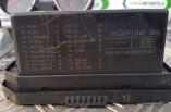 Nissan Qashqai 1 6 ECU Lock set kit fuse box 284B7 BB01B
