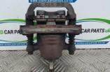 Nissan Qashqai 2007-2014 brake caliper passengers rear 1.6 petrol