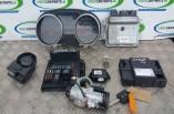 Nissan Qashqai 1.6 petrol ecu lock set ignition barrel key  MEC940-240
