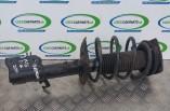 Nissan Qashqai 1.6 petrol front shocker absorber strut coil spring passengers