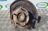 Nissan Qashqai 1 6 petrol wheel hub bearing ABS drivers front 2010-2014