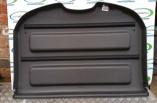 Nissan Qashqai 2010-2014 parcel shelf black with straps