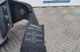 Nissan Qashqai Acenta 2007-2014 seat belt drivers rear black 88844JD000