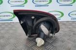 Nissan Qashqai 2010-2014 rear tail light inner drivers-B26550BR01A