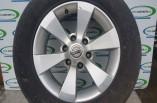 Nissan Terrano 2 SVE Alloy Wheel SVE 17 Inch 2004-2006