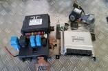 Nissan Terrano ECU Lockset 0281011264 2.7 TDI 2005