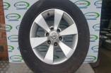 Nissan Terrano SVE Alloy Wheel 6 Spoke 17 Inch