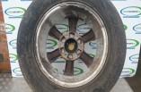 Nissan Terrano SVE Alloy Wheel And Tyre