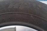 Nissan Terrano SVE Alloy Wheel Tyre 235 65 R17
