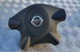 Nissan Terrano 2 steering wheel airbag drivers side 2005