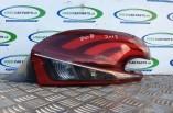 Peugeot 208 2015 drivers rear tail brake light 5 door hatchback LED