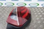 Peugeot 208 REAR LEFT BRAKE TAIL LIGHT LAMP LENS 9810343080