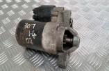Peugeot 307 starter motor 1.4 petrol 2001-2005 001116003