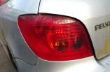 Peugeot 307 passengers rear tail light brake lamp 2001-2005