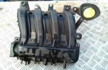 Renault Clio MK2 inlet and intake manifold 1 2 16V