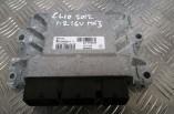 Renault Clio MK3 1.2 16V engine ecu controller 237101907R 237101206R