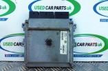Renault Clio MK4 899CC engine ECU Control 237104736R 237103352R