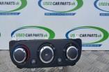Renault Clio MK4 heater control panel 2013-2017 Dynamique MNav T1019676Z
