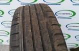 Renault Clio MK4 alloy wheel tyre Continental