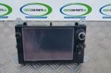 Renault Clio Media NAV system USB SAT NAV 20141