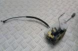 Renault Clio central locking door lock catch mechanism motor front left 1998-2001