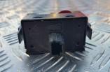 Renault Clio hazard switch central locking button 2005-2012